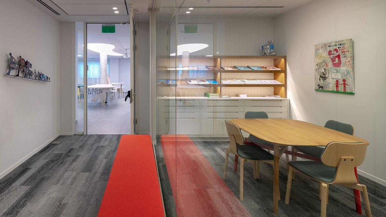 תכנון משרדים | אבי שטרנפלד אדריכלים