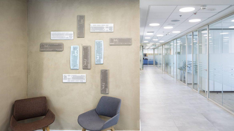 תכנון משרדי הנהלת עזריאלי