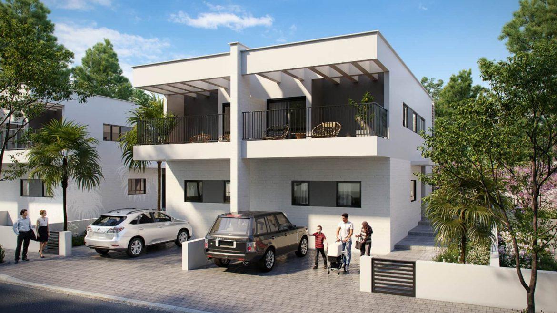 תכנון הרחבה קהילתית - צה״ל תל מונד